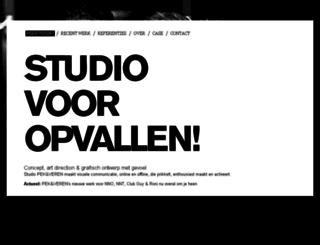 websitedesign.nl screenshot