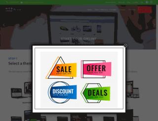 websitedesignaruba.com screenshot
