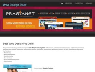 websitedesigningdelhi.webs.com screenshot