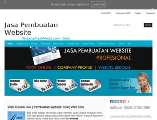 websiteflashmedia.com screenshot