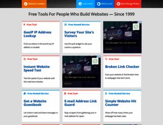 websitegoodies.com screenshot
