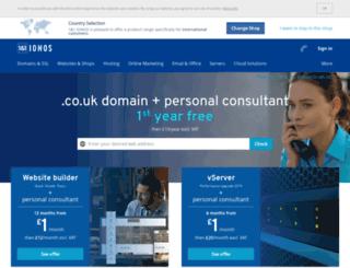 websitehome.co.uk screenshot