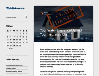 websitejudge.com screenshot