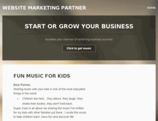 websitemarketingpartner.com screenshot