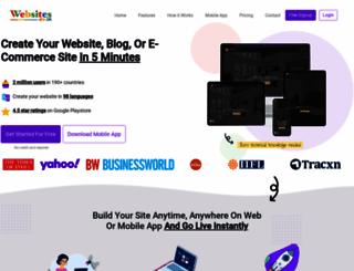 websites.co.in screenshot