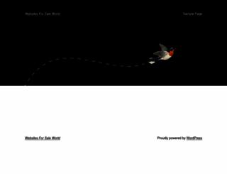 websitesforsaleworld.com screenshot
