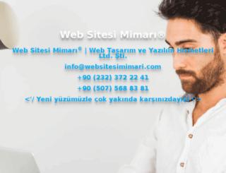 websitesimimari.com screenshot