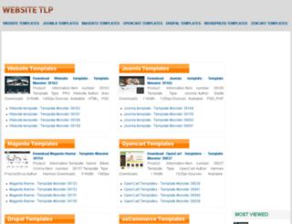 websitetemplates.wnewsdaily.com screenshot