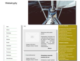 webskrypty.pl screenshot