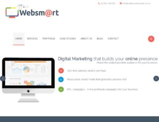 websmartmarketing.co.uk screenshot