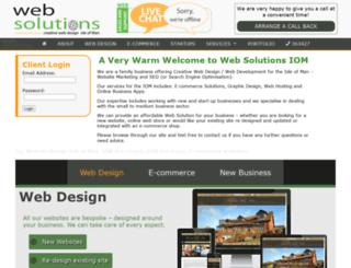 websolutions.im screenshot