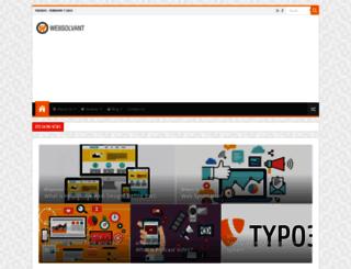 websolvant.com screenshot