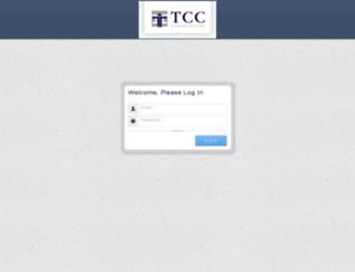 webspd.e-tcc.com screenshot