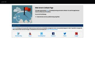 websrv1.blitz-stream.de screenshot
