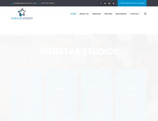 webstarstudios.com screenshot