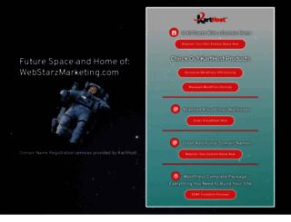 webstarzmarketing.com screenshot