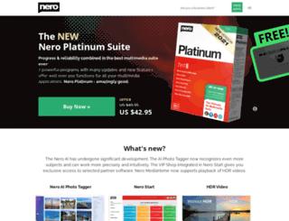 webstatic.nero.com screenshot