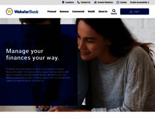 websteronline.com screenshot
