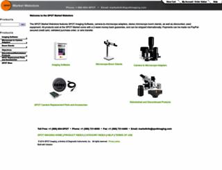 webstore.diaginc.com screenshot