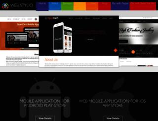 webstylio.com screenshot