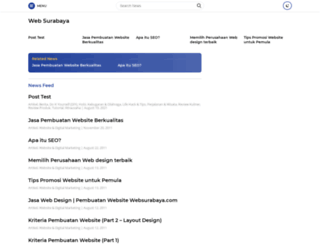 websurabaya.com screenshot
