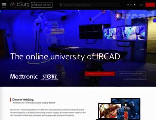 websurg.com screenshot