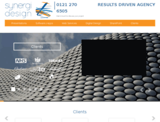 websynergi.com screenshot