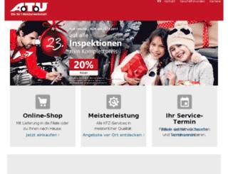 webt.atu.de screenshot