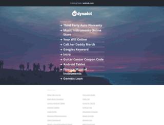 webtab.com screenshot