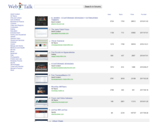 webtalk.im screenshot