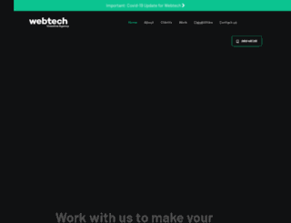 webtechevo.co.nz screenshot
