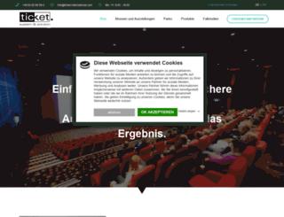 webticket.org screenshot