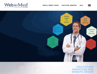 webtomed.com screenshot