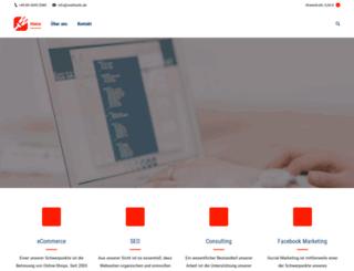 webtools.de screenshot