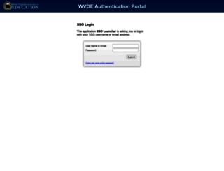 webtop.k12.wv.us screenshot