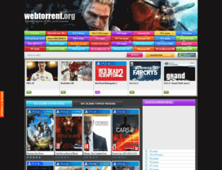 webtorrent.org screenshot