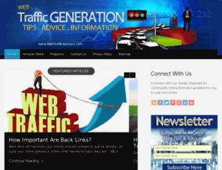 webtrafficanswers.com screenshot