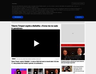 webtv.leggo.it screenshot