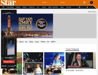webtv.star.com.tr screenshot