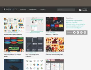 webuikits.com screenshot