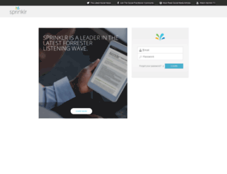 webuinqa.sprinklr.com screenshot
