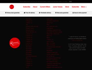 webuser.co.uk screenshot