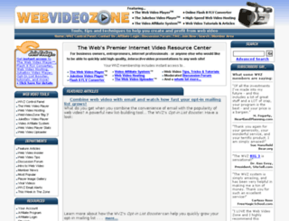 webvideoplayer.com screenshot