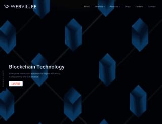 webvillee.com screenshot