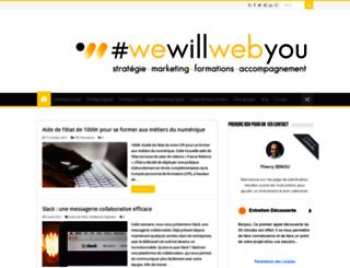 webway-conseil.com screenshot
