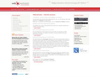 webwerkstatt.it screenshot