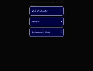 webwholesalermagazine.com screenshot