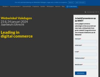 webwinkelvakdagen.nl screenshot
