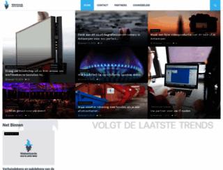 webwizards.be screenshot