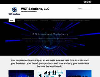 webxsol.com screenshot